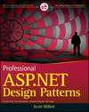 Professional ASP.NET Design Patterns (0470944455) cover image