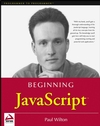 Beginning JavaScript (0764544055) cover image