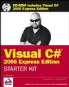 Wrox's Visual C# 2005 Express Edition Starter Kit (0764589555) cover image