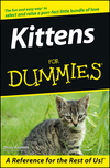 Kittens For Dummies (1118068955) cover image