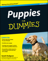 Puppies For Dummies, 3rd Edition (1118206355) cover image