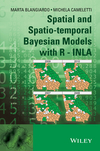 thumbnail image: Spatial and Spatio-temporal Bayesian Models with R - INLA