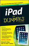 iPad For Dummies, Portable Edition