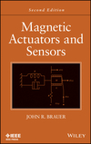 thumbnail image: Magnetic Actuators and Sensors, 2nd Edition