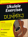 Ukulele Exercises For Dummies (1118506855) cover image