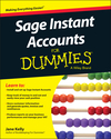 Sage Instant Accounts For Dummies, 2nd Edition (1118848055) cover image