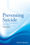 Preventing Suicide: The Solution Focused Approach, 2nd Edition (1119162955) cover image