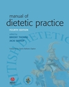 Manual of Dietetic Practice, 4th Edition (1405135255) cover image