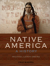 Native America: A History (1444326155) cover image