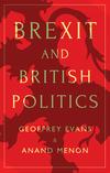 Brexit and British Politics (1509523855) cover image