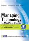 Managing Technology to Meet Your Mission: A Strategic Guide for Nonprofit Leaders (0470343656) cover image