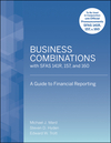 Business Combinations with SFAS 141 R, 157, and 160: A Guide to Financial Reporting (0470497556) cover image