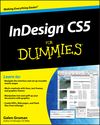 InDesign CS5 For Dummies (0470646756) cover image