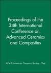 Proceedings of the 34th International Conference on Advanced Ceramics and Composites (0470934956) cover image