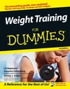Weight Training For Dummies, 3rd Edition (0471768456) cover image