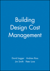 Building Design Cost Management (0632058056) cover image