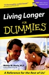 Living Longer For Dummies cover