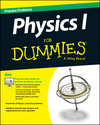 Physics I Practice Problems For Dummies (+ Free Online Practice) (1118853156) cover image