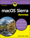 macOS Sierra For Dummies (1119280656) cover image