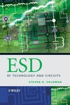 ESD: RF Technology and Circuits (0470847557) cover image