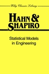 Statistical Models in Engineering (0471040657) cover image