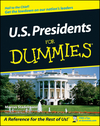 U.S. Presidents For Dummies (0764508857) cover image
