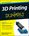 3D Printing For Dummies (1118660757) cover image