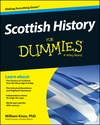 Scottish History For Dummies (1118676157) cover image