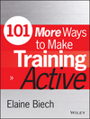 101 More Ways to Make Training Active (1118971957) cover image