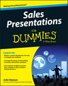 Sales Presentations For Dummies (1119104157) cover image