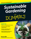 Sustainable Gardening For Dummies, Australian and New Zealand Edition (1742169457) cover image