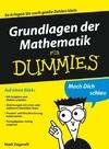 Grundlagen der Mathematik für Dummies (3527657657) cover image