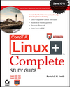 CompTIA Linux+ Complete Study Guide Authorized Courseware: Exams LX0-101 and LX0-102 (0470888458) cover image