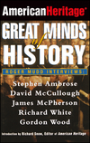 American Heritage: Great Minds of History (0471327158) cover image