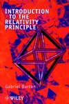 Introduction to the Relativity Principle (0471998958) cover image