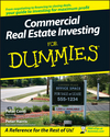 Commercial Real Estate Investing For Dummies (1118051858) cover image