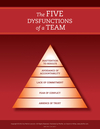 The Five Dysfunctions of a Team: Poster, 2nd Edition  (1118118758) cover image