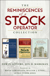 The Reminiscences of a Stock Operator Collection: The Classic Book, The Illustrated Edition, and The Annotated Edition  (1118395158) cover image