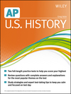 Wiley AP U.S. History (1118490258) cover image