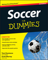 Soccer For Dummies, 2nd Edition (1118510658) cover image