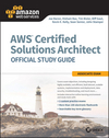 AWS Certified Solutions Architect Official Study Guide: Associate Exam (1119138558) cover image