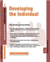 Developing the Individual: Training and Development 11.9 (1841124958) cover image