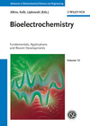 Bioelectrochemistry: Fundamentals, Applications and Recent Developments, Volume 13 (3527328858) cover image