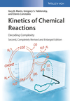 thumbnail image: Kinetics of Chemical Reactions: Decoding Complexity, 2nd Edition
