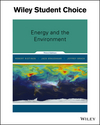 Energy and the Environment, Third Edition (EHEP003658) cover image