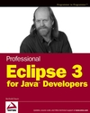 Professional Eclipse 3 for Java Developers (0470020059) cover image