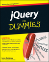 jQuery For Dummies (0470584459) cover image