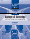 Managerial Accounting: Tools for Business Decision Making, Study Guide , 5th Edition (0470604859) cover image
