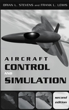 Aircraft Control and Simulation, 2nd Edition (0471371459) cover image