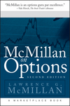 McMillan on Options, 2nd Edition (0471678759) cover image
